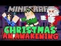 MINECRAFT MAP Christmas: An Awakening! (#2) Bad Santa!