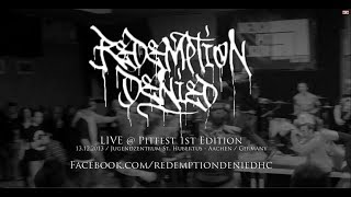 Redemption Denied Live @ Pitfest 1st Edition (HD)