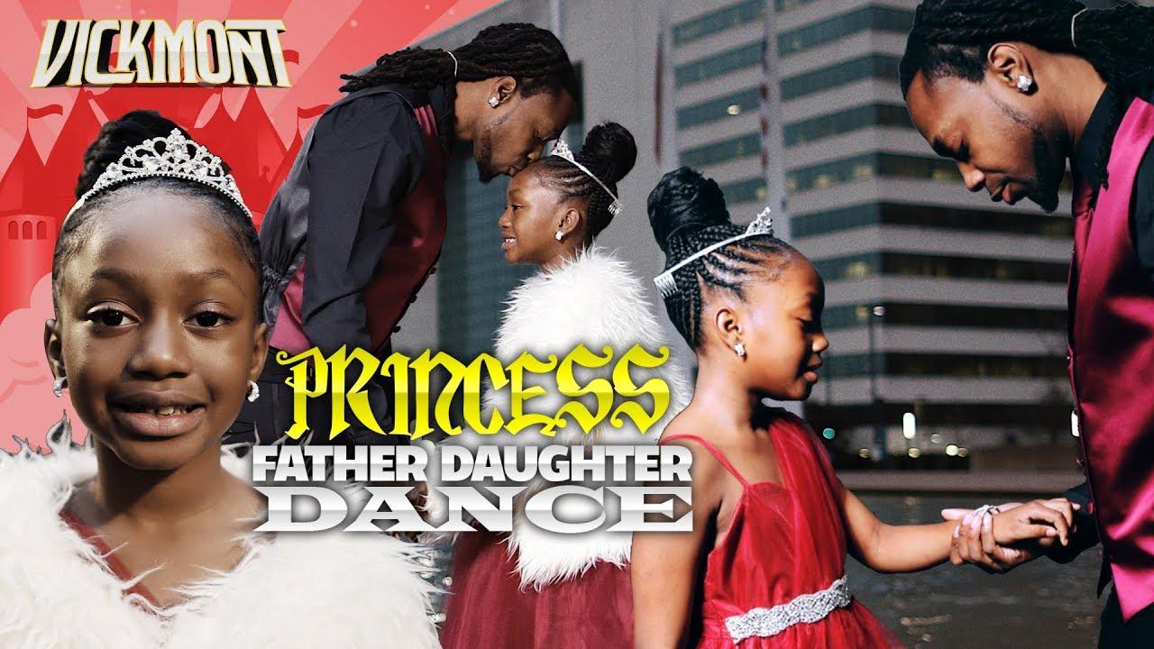 Princess of my dad 💗 - YouTube