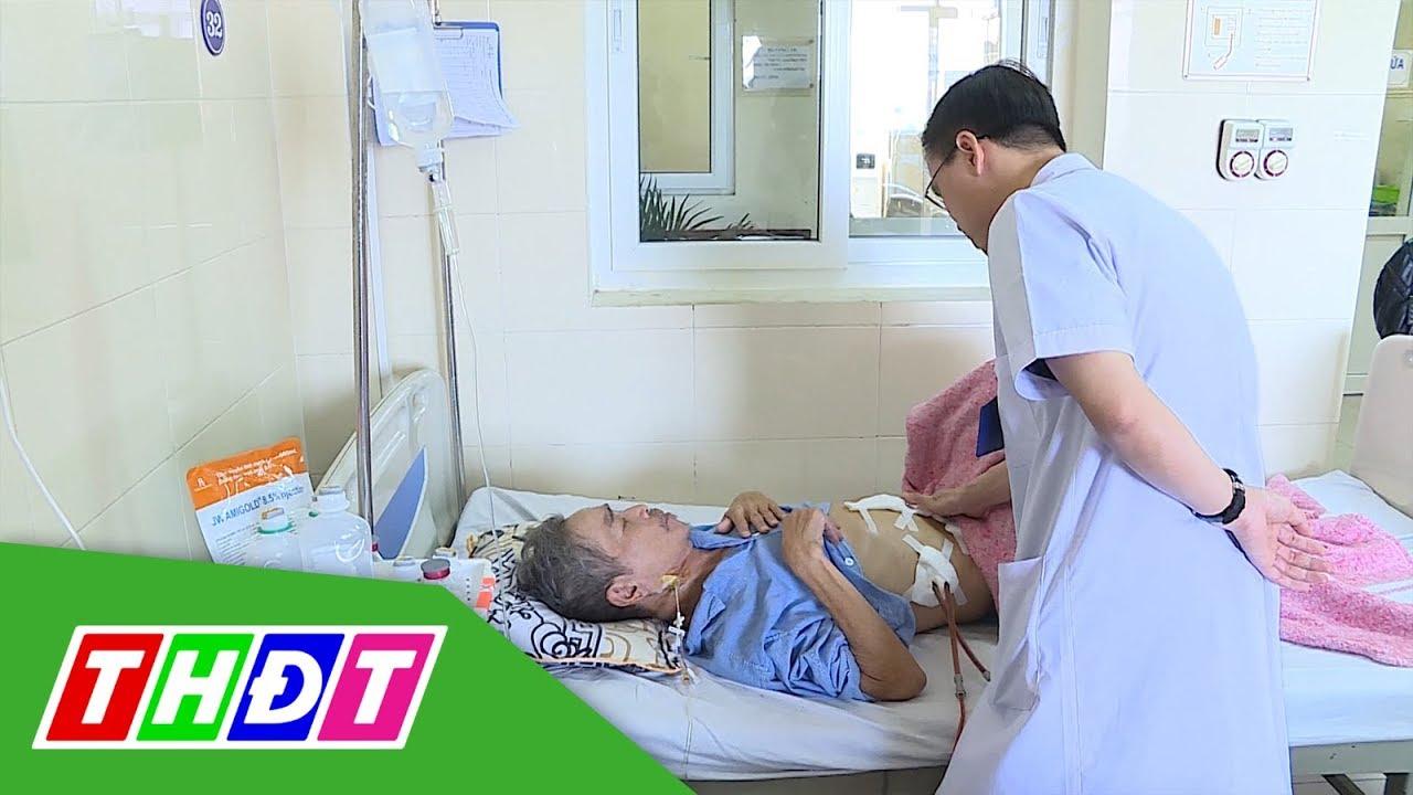 Bệnh ung thư dạ dày ngày càng tăng   THDT