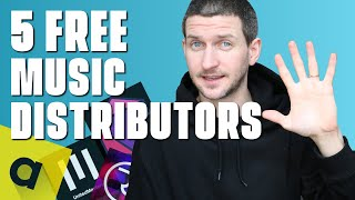 5 FREE Music Distributors That You NEED To Know