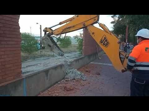 El derribo del muro de los talleres de Renfe marca el inicio del túnel de Labradores en Valladolid