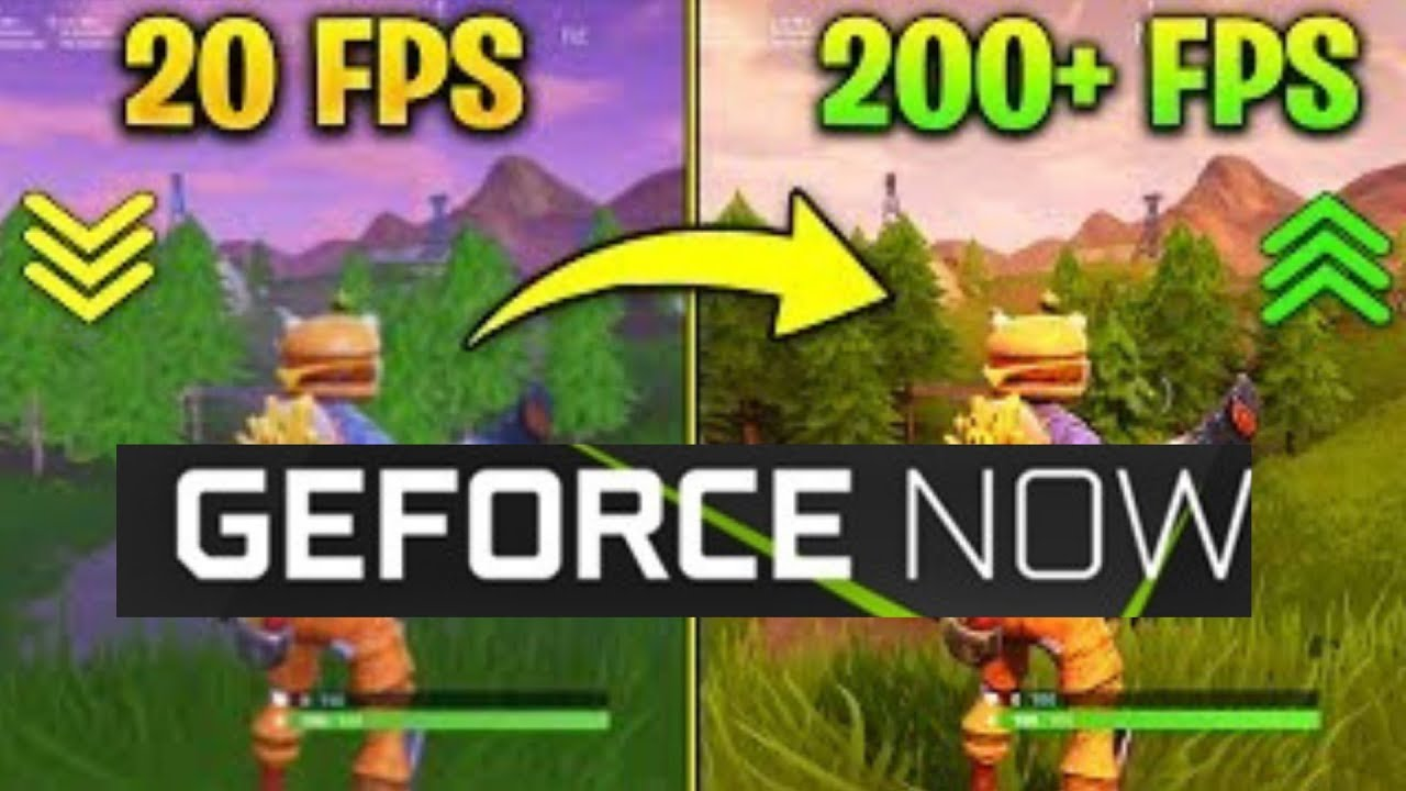 How To Get Much Better Fps In Fortnite On Nvidia Geforce
