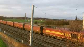 Half an Hour at (27) - Winwick Junction 15.3.2014 Warrington Newton le Willows