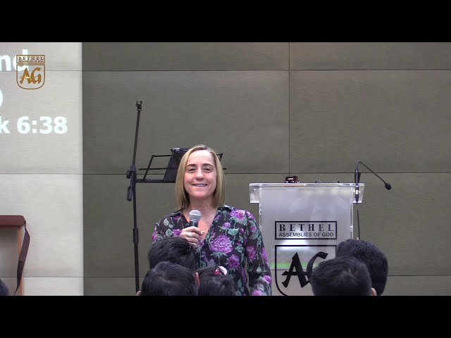 Christine Caine | Doha Qatar | 15 November 2019