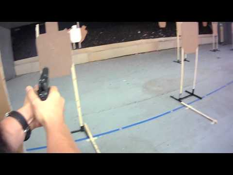 Kimber TLE RL II in Action!  USPSA - Tenafly, NJ, Limited 10