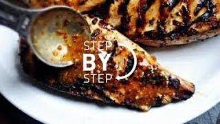 Grilled Honey Mustard Recipe