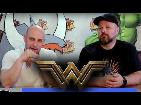 Wonder Woman (2017) | TNTM MOVIE TALK