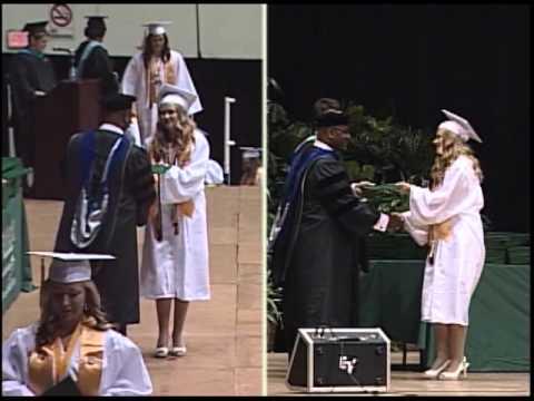 2014 Kecoughtan High School Commencement Ceremony - Hampton City Schools