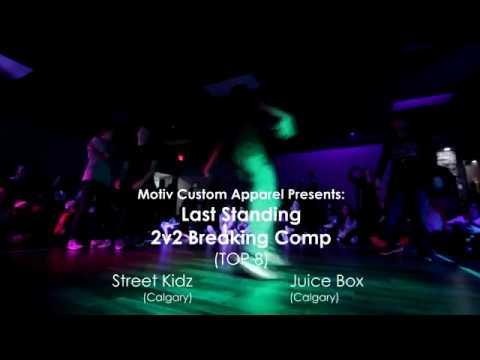 Last Standing | TOP 8 | Street Kidz vs Juicebox