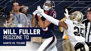 Brock Osweiler Launches a TD Pass to Speedy Rookie Will Fuller! | Preseason |  NFL