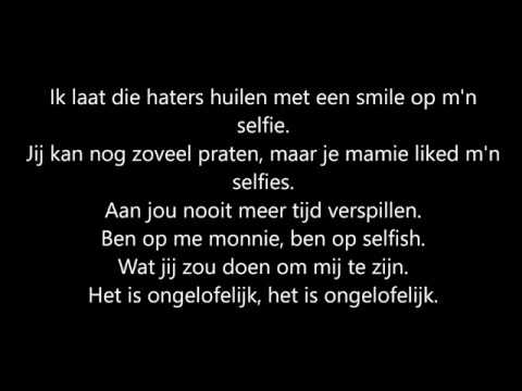 Famke louise - Op me monnie. Lyrics.    (SongtekstenNL)