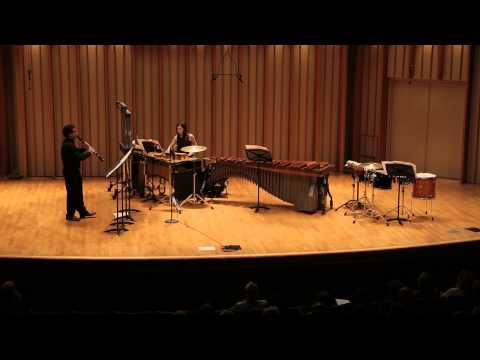 Ashot Kartalyan - Duo for clarinet and percussion (2015) - World Premiere