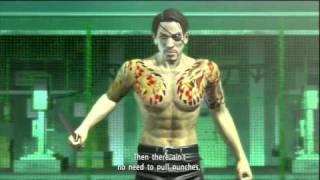 Yakuza 4 - Saejima