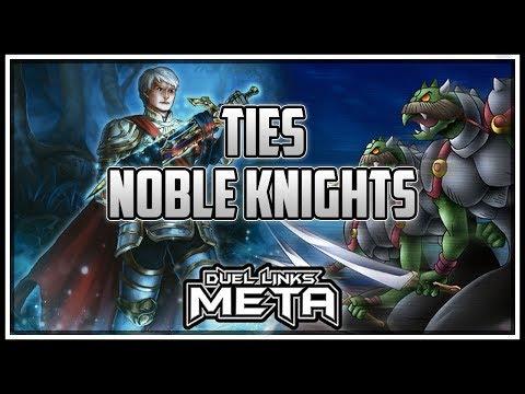 Ties Noble Knights! [Yu-Gi-Oh! Duel Links]