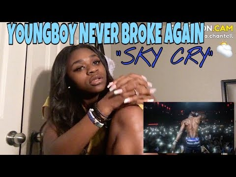Youngboy Never Broke Again - Sky Cry || Reaction