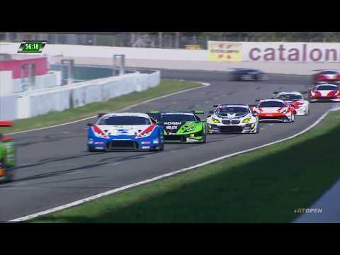 International GT Open 2018 ROUND 7 SPAIN - Barcelona Race 2 ITALIANO