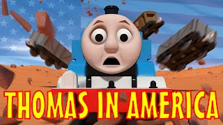 tomica thomas friends short 43 thomas in america