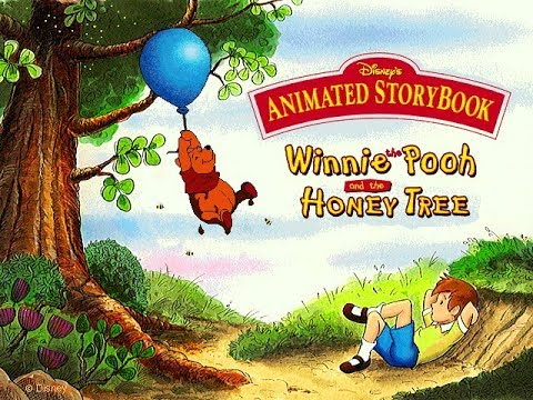 Winnie The Pooh And The Honey Tree Disney S Animated