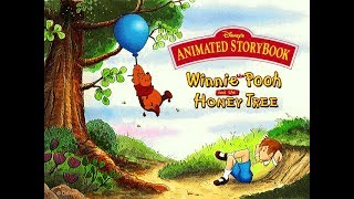 Winnie The Pooh And The Honey Tree: Disney's Animated Storybook Read To Me