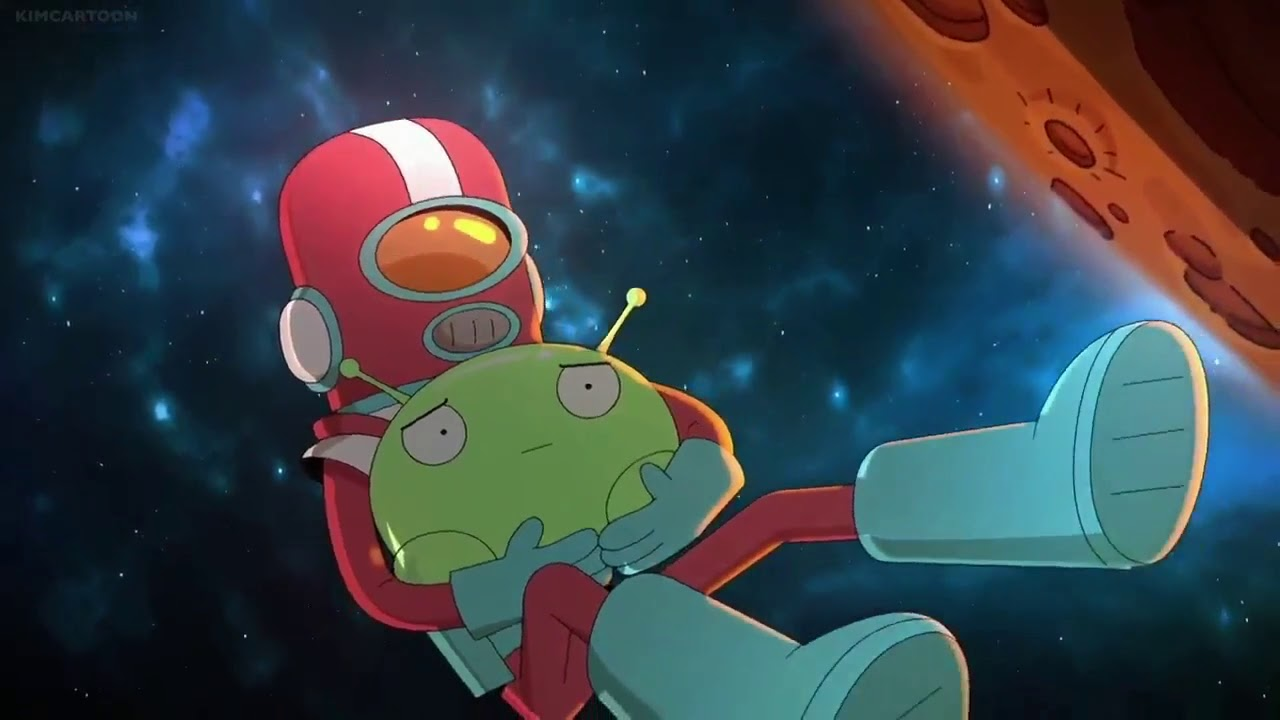 Image result for mooncake final space