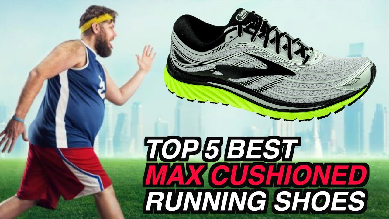 the best cushioned running shoes