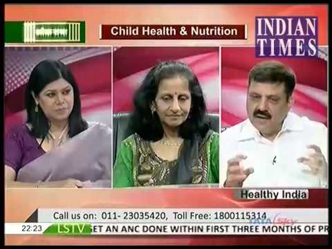 HEALTHY INDIA   CHILD HEALTH AND AND NUTRITION