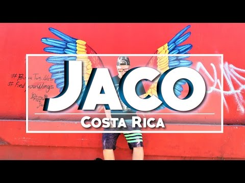 A Day In Jaco | Costa Rica, Playa Jacó