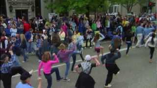 Tulip Time Flash Mob | May 12, 2012 Holland MI
