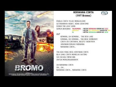 NIRWANA CINTA - RICHARD (OST BROMO)