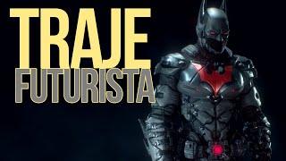 BATMAN FUTURISTA - Batman Arkham Knight PC 1080