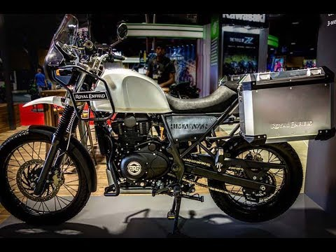 Details on New Himalayan Royal Enfield Coming to North America