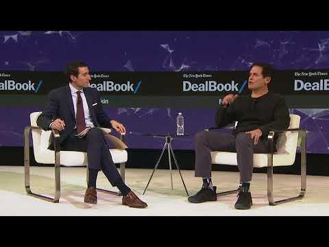 DealBook: 2017: Entrepreneurism, Politics and the New American Dream