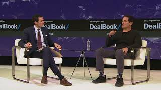 DealBook: 2017: Entrepreneurism, Politics and the New American Dream thumbnail