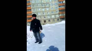 """Пьяный прапорщик """" часть 1"""""""