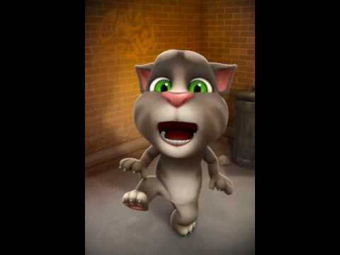 Talking Tom and friends the new game I hope you get it too so cool