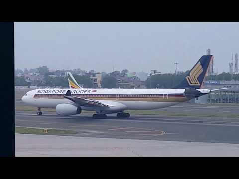 Delhi International Airport- IGIA, T3, Various aircrafts spotting