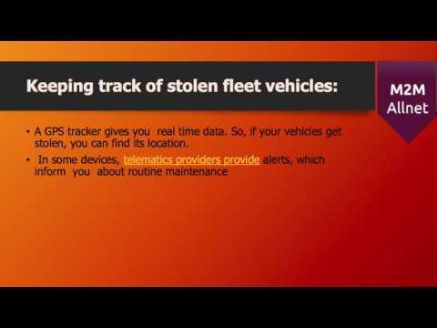 M2M Allnet - Transport and Logistics