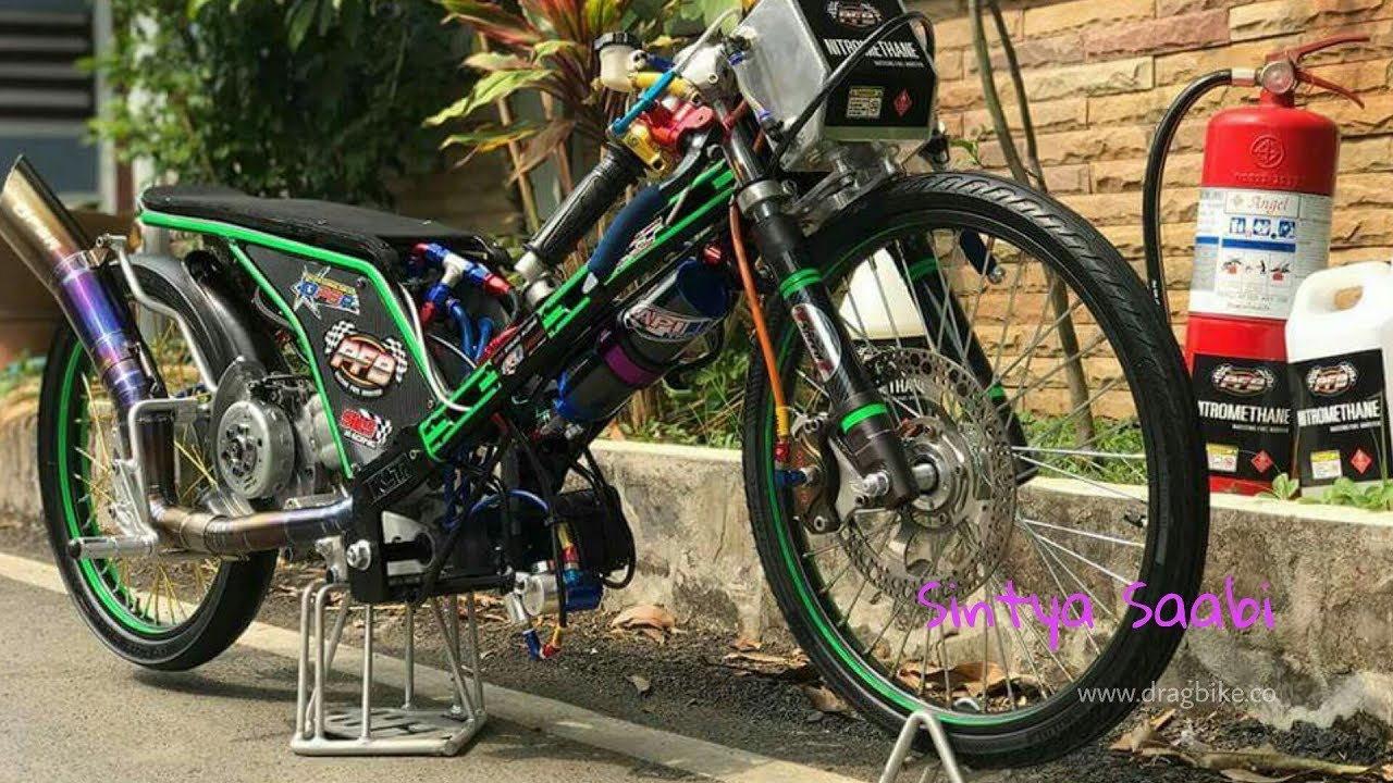 Download Koleksi 40 Modifikasi Mio 500cc Terbaru Kurama Motor