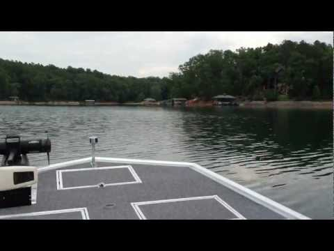 Fisher Marine Bass Boat 1