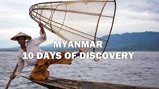 Myanmar Travel: 10 Days of MUST DO surprises in Yangon, Bagan and Inle Lake