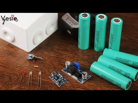 Kako napraviti Power Bank DIY