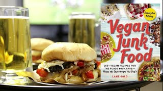 Throw The Best Game Day Bash With Dishes From Vegan Junk Food!