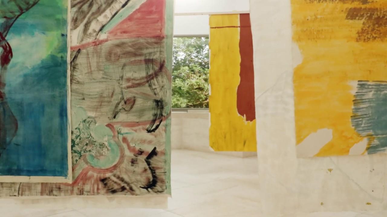 "Chassis Atelier D Artiste vivian suter ""nisyros"" @ mudam luxembourg"