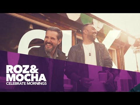 Your City and Your Show   Roz & Mocha 'Celebrate Mornings'