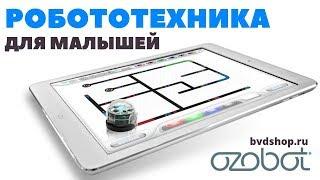 Ozobot развивающий робот обзор и функции
