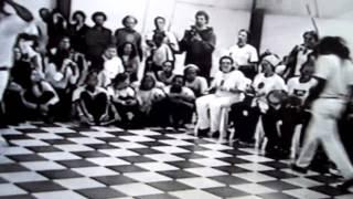capoeira angola Mestres Cobra Mansa e Rene