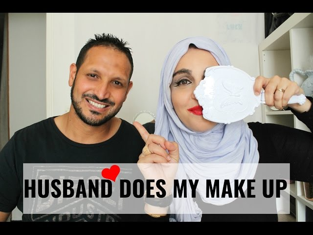 My Husband Does My Make Up Tag !