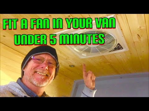 Repeat Camper Van Conversion DANGER of VOC's in Danish Oil