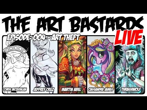 The Art Bastards Ep 004 - Art Theft